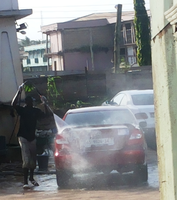 Closing the water loop for carwashing stations in Kumasi, Ghana