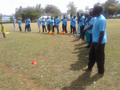 Worldcoaches refresher course in Migori County,Kenya.