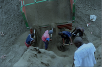 Sustainable Sand utilization management in Kilome, Kenya