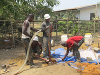 Professionalization Manual Drilling Sector in Liberia