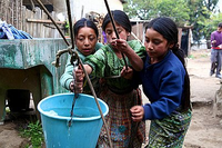 Water pumps for rural Guatemalan communities
