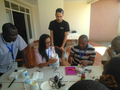 SWC mentors IoT for Climate Program in Rwanda