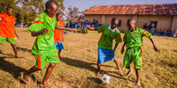 Football for Water 2.0 (Akvo's activities)