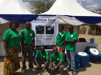 Inhome sanitation for tenants and labor camps in Kenya