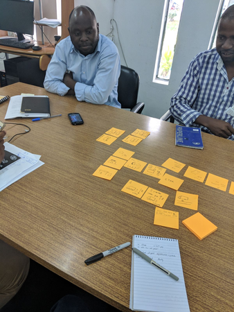 Learning from Design Sprint in Zambia