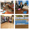 Stakeholders training workshop on water quality of Niger River monitoring