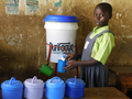 ACCESS TO SAFE DRINKING WATER USING CERAMIC WATER FILTERS
