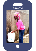 Establishment of a warning system for water discharges from the SONEB and education in the hygiene of drinking water by the use of ICTs
