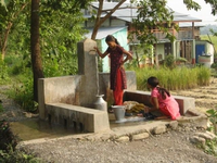 Water supply development in Nepal - extension