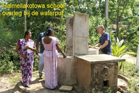 Toilets for the Halmellakotowa School