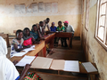 training on risk analysis and suistanability compact. (chitego village).